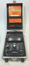 Simpson Multimeter Digital Model 360 2 Usa With Case Volt Ohm Ac Vintage Nice