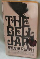 THE BELL JAR  by  SYLVIA PLATH    1972 ed. paperback