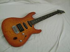 Ibanez Saber-Super Nice Curly Maple Top