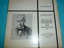 Strauss Burleske Jean Hubeau, Guschlbauer NM LP