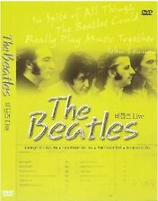 The Beatles - Live 4concerts DVD (NEW) / NO CASE (Only Cover & Disc)