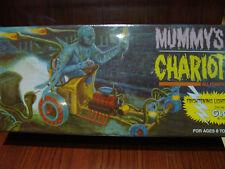 Mummy's Chariot SEALED frightening lightning model kit glows Polar Lights SEALED