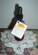Natural Handmade Rosewater and Glycerin Facial Moisturizer - glass bottle
