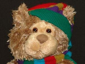 OFFICE DEPOT TEDDY B CARING GUND BEAR 3RD ED. PLUSH STUFFED ANIMAL TOY
