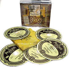 POGUES CD x 5 Box Set JEWEL CASE Just Look Them Straight In The Eye and Say ..