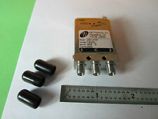 DB PRODUCTS PASADENA RF MICROWAVE COAXIAL SWITCH FREQUENCY BIN#31-30