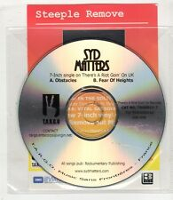 (GW519) Syd Matters, Obstacles / Fear of Heights - 2005 DJ CD