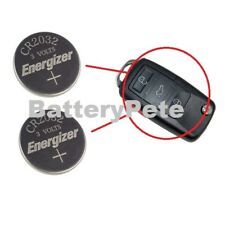 Key Fob Batteries for VW CC EOS GTI Jetta Rabbit 2000 - 2011