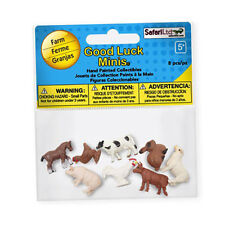 Farm Fun Pack Mini Good Luck Figures Safari Ltd NEW Toys Educational Kids