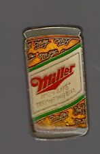 Pin's boisson / Canette de bière Miller