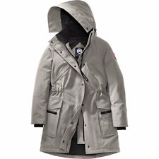Canada Goose Women's Kinley Parka - Medium Limestone - New with tags -3811L