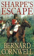 Sharpe's Escape by Bernard Cornwell (Paperback)