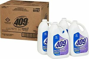 Clorox CLO 03107 Formula 409 128-Ounce Glass And Surface Cleaner Refill Case ...