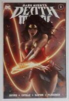 Dark Nights Death Metal 1 Jeehyung Lee Exclusive Variant Wonder Woman