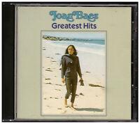Joan Baez - Greatest Hits CD West Germany Black Vanguard
