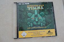 Expedition nach TIKAL  Brettspiel auf PC