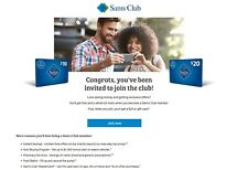 Sam's Club $20 E-gift Invite For New Members + Secret Bonus (Read Description!)