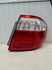 INFINITI I30 TAIL LIGHT RIGHT PASSENGER SIDE 2000 2001
