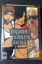 Grand Theft Auto [ The Trilogy ] (Apple / MAC) NEW