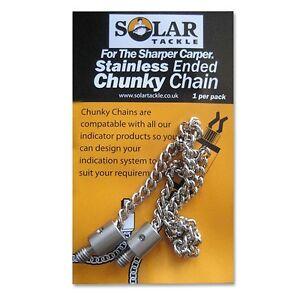 SOLAR, braid, chains, line clip,filament, hockey stick etc. Free Postage