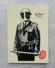 """STANDING ROCK Jackie Fawn Sticker decal 4X6/"""" like shepard fairey poster print"""