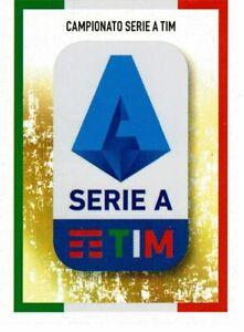 CALCIATORI PANINI 2020-2021 FIGURINA N. 1 LOGO CAMPIONATO SERIE A TIM