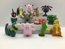 Pokemon Pikachu Large Action Figurine Figures Set of 12 Brand New #19
