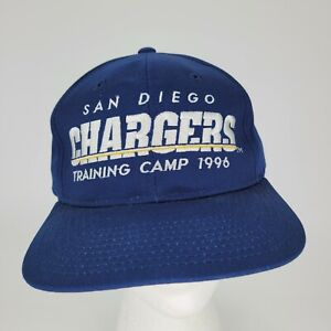 San Diego Chargers Starter 1996 Training Camp Embroidered Hat Cap Rare