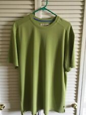 TOMMY BAHAMA LIME GREEN T-SHIRT  STYLE SHIRT SIZE M PERFECT