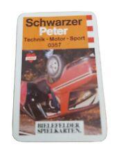 Quartett - Schwarzer Peter  / Bielefelder Spielkarten Nr. 0357