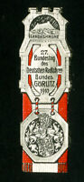 Germany Stamps 1910 rare cycling label