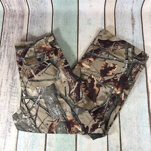 """Outfitters Ridge Cargo Realtree Trousers Camo Fusion 3D Hunting W34"""" L28"""""""