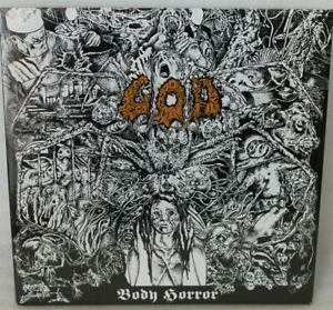 GOD Body Horror Vinyl Platte LP G.O.D. NEU A
