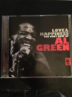 Love And Happiness The Very Best Of Al Green Used 38 Track Greatest Hits Cd Soul
