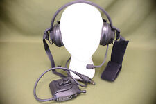 Racal Acoustics USGI Tactical Headset with Microphone RA5000/1/6400 H-387/VRC
