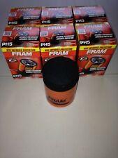 SIX(6) Fram PH5 Oil Filter CASE fits PH13 PF1218 PH1218 51060 1060 L34631 LF279