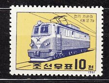 KOREA 1961 **MNH SC#370 st. Railway Electrification - Electric Lokomotive.