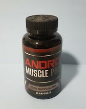 ANDRO MUSCLE PRO FOOD SUPPLEMENT 60 CAPSULE