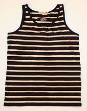 Gestreifte H&M Mädchen-Tops, - T-Shirts & -Blusen aus 100% Baumwolle