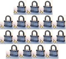 Lock Set Master Keyed 1MK (Lot 17) Keyed Different With Supervisory Control Key