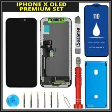 OLED Display iPhone X 10 LCD 3D Touchscreen + Mit Premium Set
