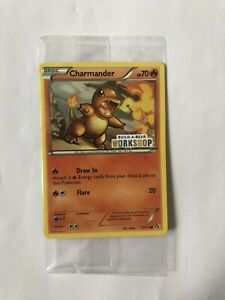Charmander Build-A-Bear New & Sealed Promo 17/113 Pokemon Card