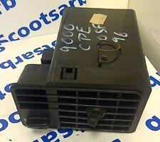 SAAB 9000 ANTERIORE DESTRO CRUSCOTTO DASH AIR VENT OUTLET 4070223 Nero 1989 - 1998