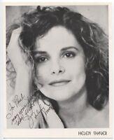 Helen Shaver Signed 8x10 Inch Photo Autographed Vintage Signature