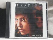 TRAPPED - 24 ORE - OST CD COME NUOVO LIKE NEW SOUNDTRACK JOHN OTTMAN
