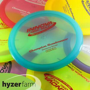 Innova CHAMPION ROADRUNNER *choose weight/color* Hyzer Farm disc golf driver