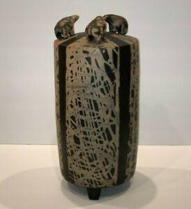 Jacobson Art Pottery Sculpture