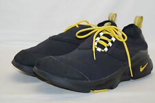 Nike Air running footscape Shoes talla 43 UK 8,5 de 2001 Black Yellow 104314-071