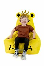 Kids Monkey Bean Bag WATER RESIST Clearance Bag OUTDOOR Portable Seat No Filling