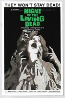 Night of the Living Dead #1 Avatar Press Classic Black & White Incentive Cover